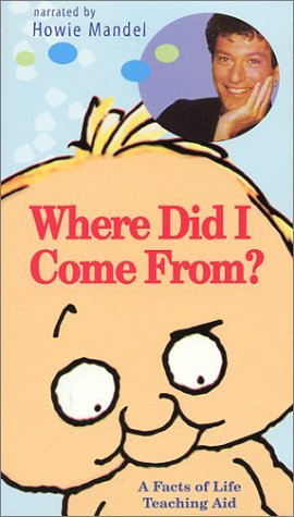 Where Did I Come From [VHS]