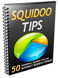 50 squidoo tips