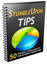 50 Stumbleupon tips