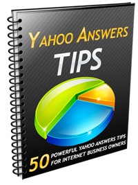 50 Yahoo Answers Tips